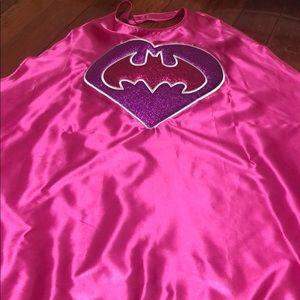 Batman Sparkly Cape